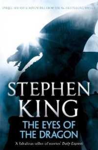 Link to an enlarged image of Eyes of the Dragon -- Paperback / softback