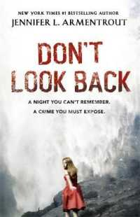 Link to an enlarged image of Don't Look Back -- Paperback / softback