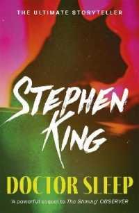 Link to an enlarged image of Doctor Sleep (The Shining) -- Paperback / softback