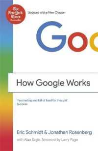 image of How Google Works -- Paperback / softback