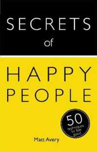 Link to an enlarged image of Teach Yourself Secrets of Happy People : 50 Strategies to Feel Good (Teach Yourself)