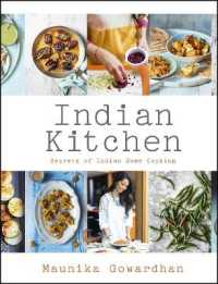 Link to an enlarged image of Indian Kitchen: Secrets of Indian home cooking -- Hardback