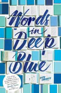 Link to an enlarged image of Words in Deep Blue -- Paperback / softback