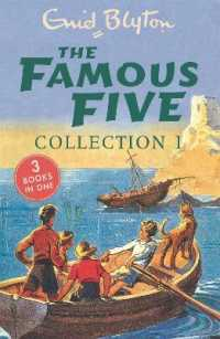 Link to an enlarged image of Famous Five Collection 1 : Books 1-3 (Famous Five: Gift Books and Collections) -- Paperback / softback