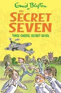 Link to an enlarged image of Three Cheers, Secret Seven ( Secret Seven 8 ) -- Paperback
