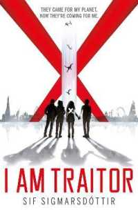 Link to an enlarged image of I Am Traitor -- Paperback / softback