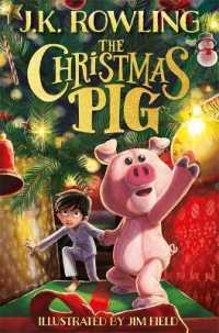 Link to an enlarged image of Christmas Pig -- Hardback