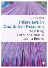 Link to an enlarged image of Interviews in Qualitative Research (2nd)