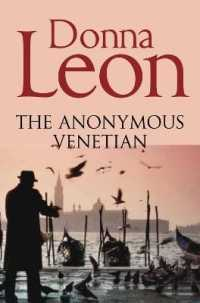 Link to an enlarged image of Anonymous Venetian (Commissario Brunetti) -- Paperback / softback