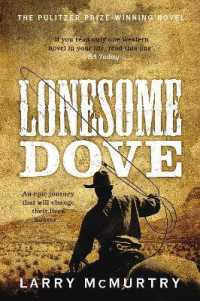 Link to an enlarged image of Lonesome Dove (Lonesome Dove) -- Paperback / softback