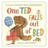 Link to an enlarged image of One Ted Falls Out of Bed : A Counting Story (BRDBK)