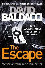 Link to an enlarged image of Escape (John Puller series) -- Paperback / softback