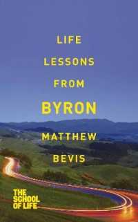 Link to an enlarged image of Life Lessons from Byron -- Paperback / softback