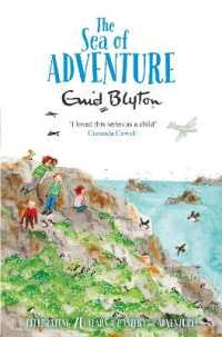 Link to an enlarged image of The Sea of Adventure ( Adventure Series 4 ) (Reissue)