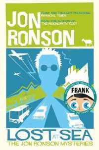 Link to an enlarged image of Lost at Sea : The Jon Ronson Mysteries -- Paperback / softback
