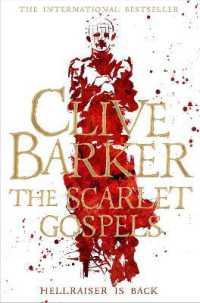 Link to an enlarged image of Scarlet Gospels -- Paperback / softback