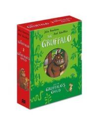Link to an enlarged image of Gruffalo and the Gruffalo's Child Gift Slipcase -- Mixed media product