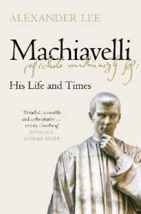 Link to an enlarged image of Machiavelli : His Life and Times