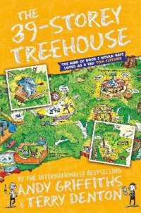 Link to an enlarged image of 39-storey Treehouse (The Treehouse Books) -- Paperback / softback