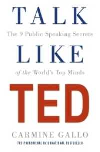 Link to an enlarged image of Talk Like Ted : The 9 Public Speaking Secrets of the World's Top Minds -- Paperback (Open Marke)