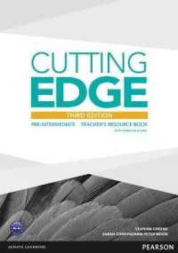 Link to an enlarged image of Cutting Edge (3e) Pre-intermediate Teacher's Resourse Book + Test Master Cd-rom (3rd Rev ed)