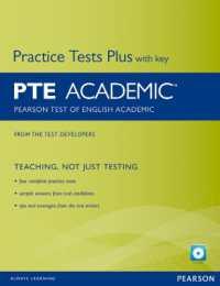 Books Kinokuniya: Pearson Test of English (PTE) Academic