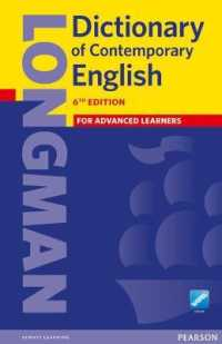 Link to an enlarged image of Longman Dictionary of Contemporary English (6e) Hardback with Online Access Code