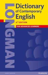 Link to an enlarged image of Longman Dictionary of Contemporary English (6e) Paperback (6th Rev ed)