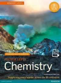 Link to an enlarged image of Pearson Baccalaureate: Chemistry Higher Level: Print and eText bundle for the IB Diploma (2e) (2nd ed. HL)