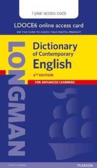 Books Kinokuniya: Longman Dictionary of Contemporary English (6th