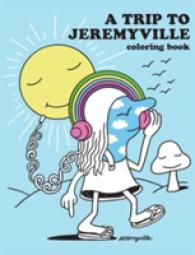 Books Kinokuniya A Trip To Jeremyville Adult Coloring Book CLR