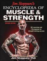 Link to an enlarged image of Jim Stoppani's Encyclopedia of Muscle & Strength (2nd)