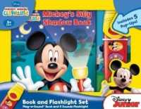 Link to an enlarged image of Mickey's Silly Shadow Book Pop-Up Book and Flashlight Set (Disney Mikey Mouse Clubhouse Play-a-sound) (BOX Pop-Up AC)