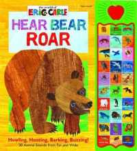 Link to an enlarged image of Hear Bear Roar (The World of Eric Carle: Play-a-sound) (INA BRDBK)