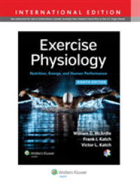 Link to an enlarged image of Exercise Physiology : Nutrition, Energy, and Human Performance -- Hardback (8 Internat)