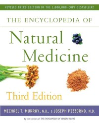 Link to an enlarged image of The Encyclopedia of Natural Medicine (3rd)