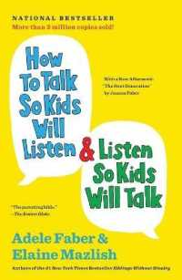 Link to an enlarged image of How to Talk So Kids Will Listen & Listen So Kids Will Talk (Updated)