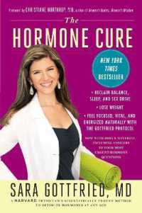 Link to an enlarged image of The Hormone Cure : Reclaim Balance, Sleep, and Sex Drive; Lose Weight; Feel Focused, Vital, and Energized Naturally with the Gottfried Protocol (Reprint)