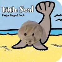 Link to an enlarged image of Little Seal Finger Puppet Book (Finger Puppet) (NOV BRDBK)
