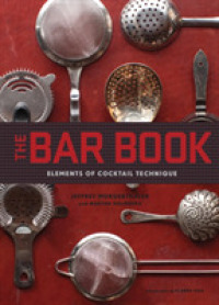 Link to an enlarged image of The Bar Book : Elements of Cocktail Technique