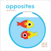 Link to an enlarged image of Opposites (Touchthinklearn) (MUS BRDBK)
