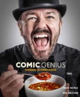 image of Comic Genius : Portraits of Funny People