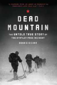 Link to an enlarged image of Dead Mountain : The Untold True Story of the Dyatlov Pass Incident (Reprint)