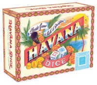 Link to an enlarged image of Havana Dice : A Classic Game of Luck and Deception (BRDGM)