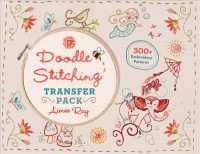 Link to an enlarged image of Doodle Stitching Transfer Pack : 300+ Embroidery Patterns (CSM Spiral)