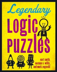 Link to an enlarged image of Legendary Logic Puzzles (CSM)