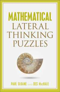 Link to an enlarged image of Mathematical Lateral Thinking Puzzles (CSM)