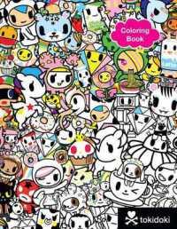 Books Kinokuniya Tokidoki Coloring Book CLR CSM COR