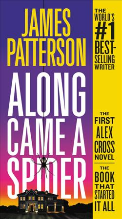 Link to an enlarged image of Along Came a Spider (Alex Cross) (Reissue)