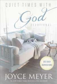 Link to an enlarged image of Quiet Times with God Devotional : 365 Daily Inspirations